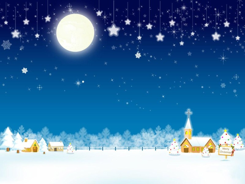 Christmas Wallpaper Slideshow