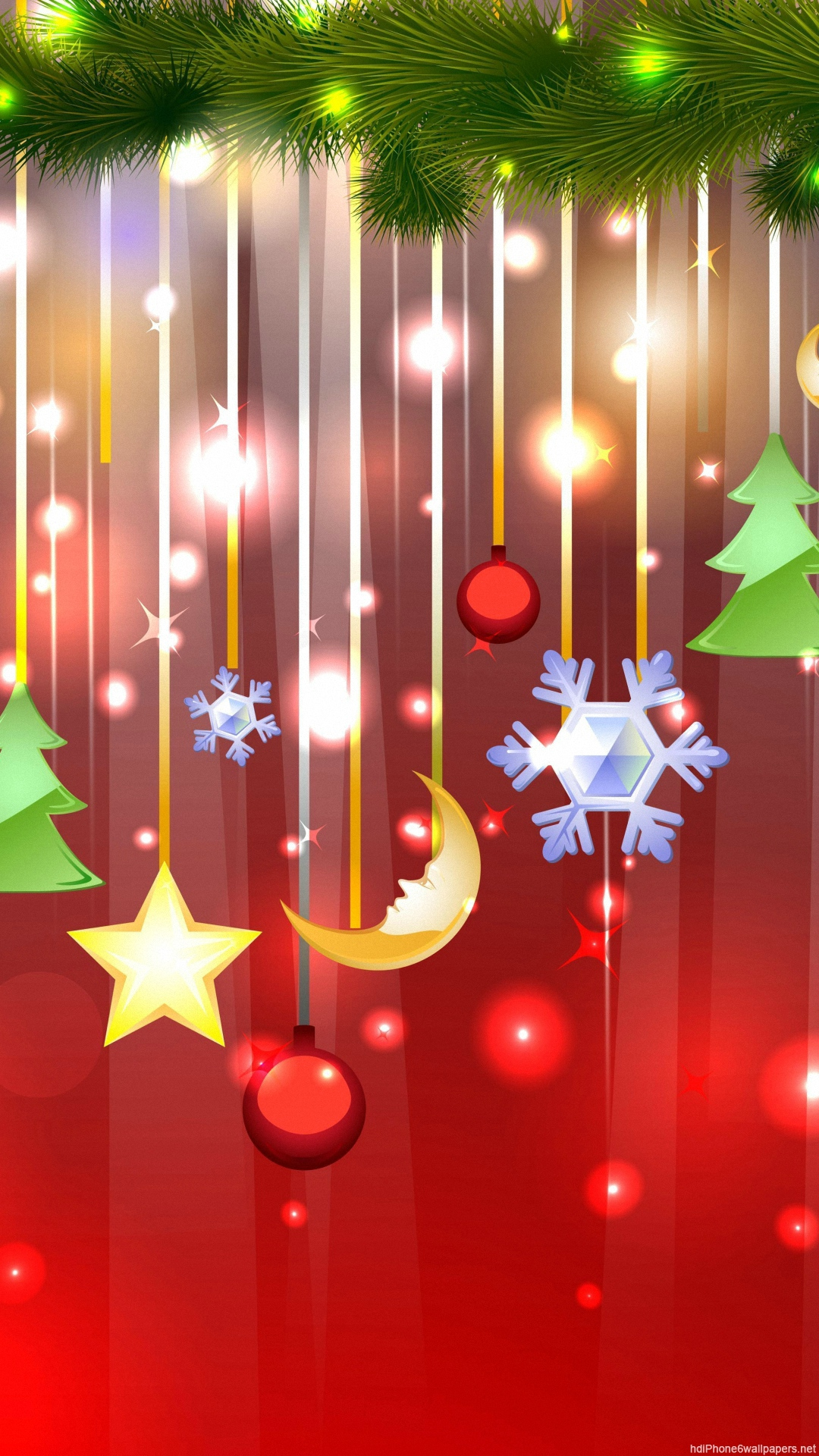 Download Christmas Wallpaper Vertical Gallery