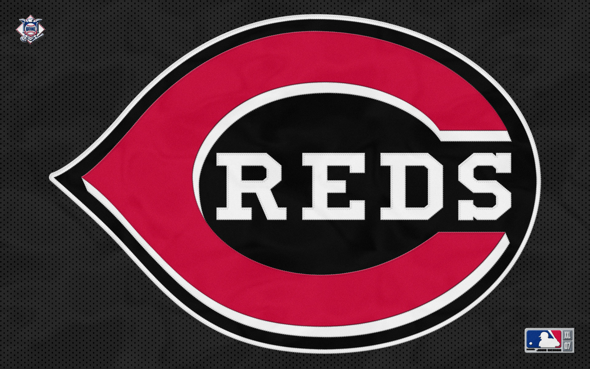 Cincinnati Reds Logo Wallpaper