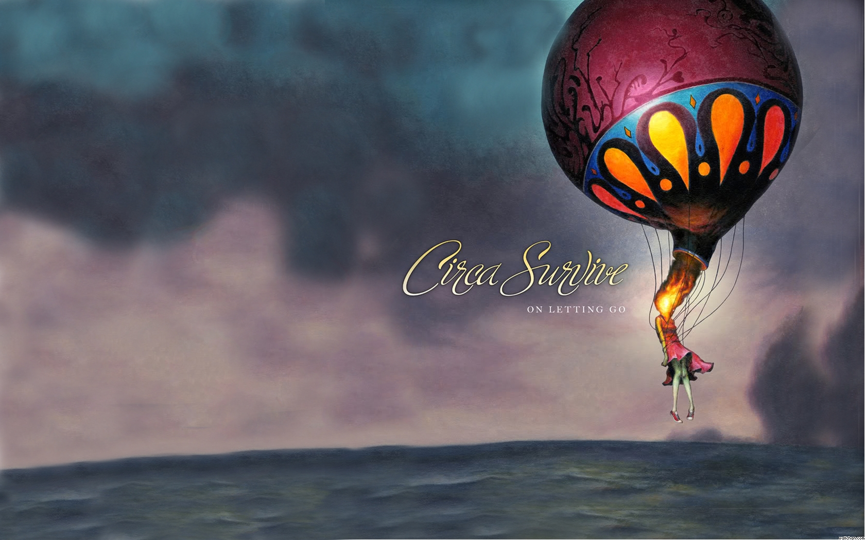 Circa Survive Wallpaper