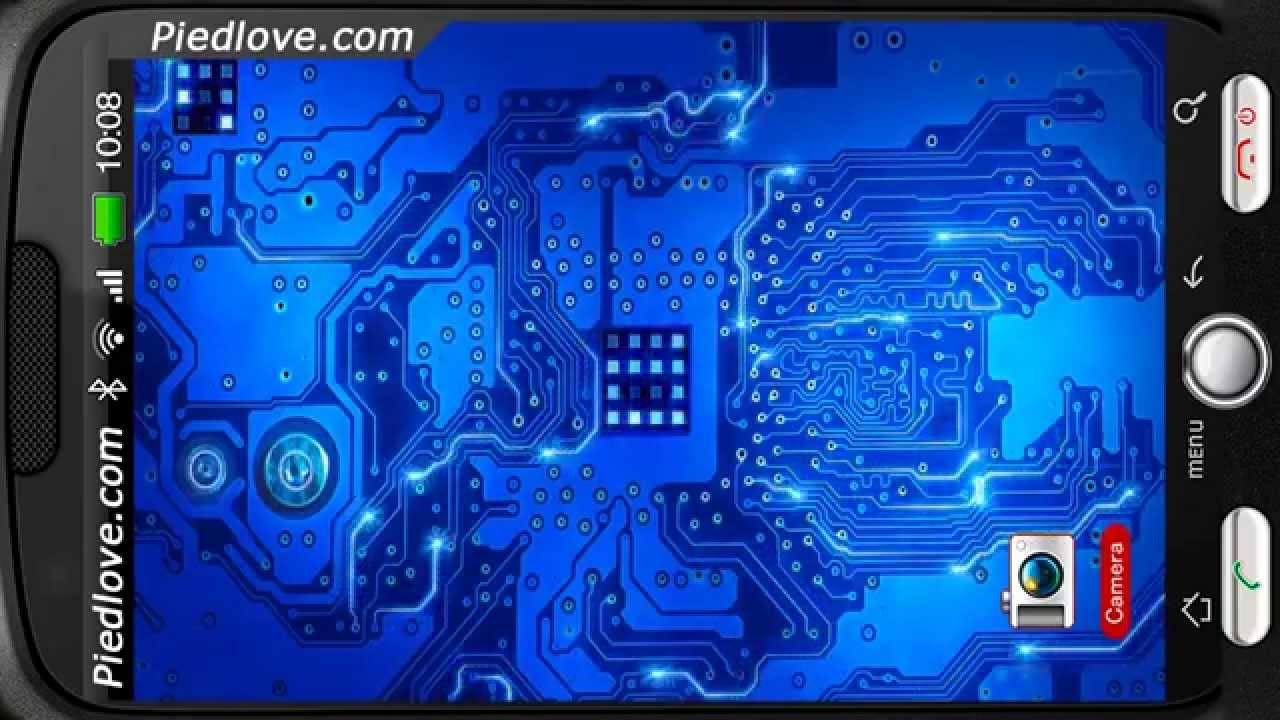 Download Circuit Board Live Wallpaper Android Live ...