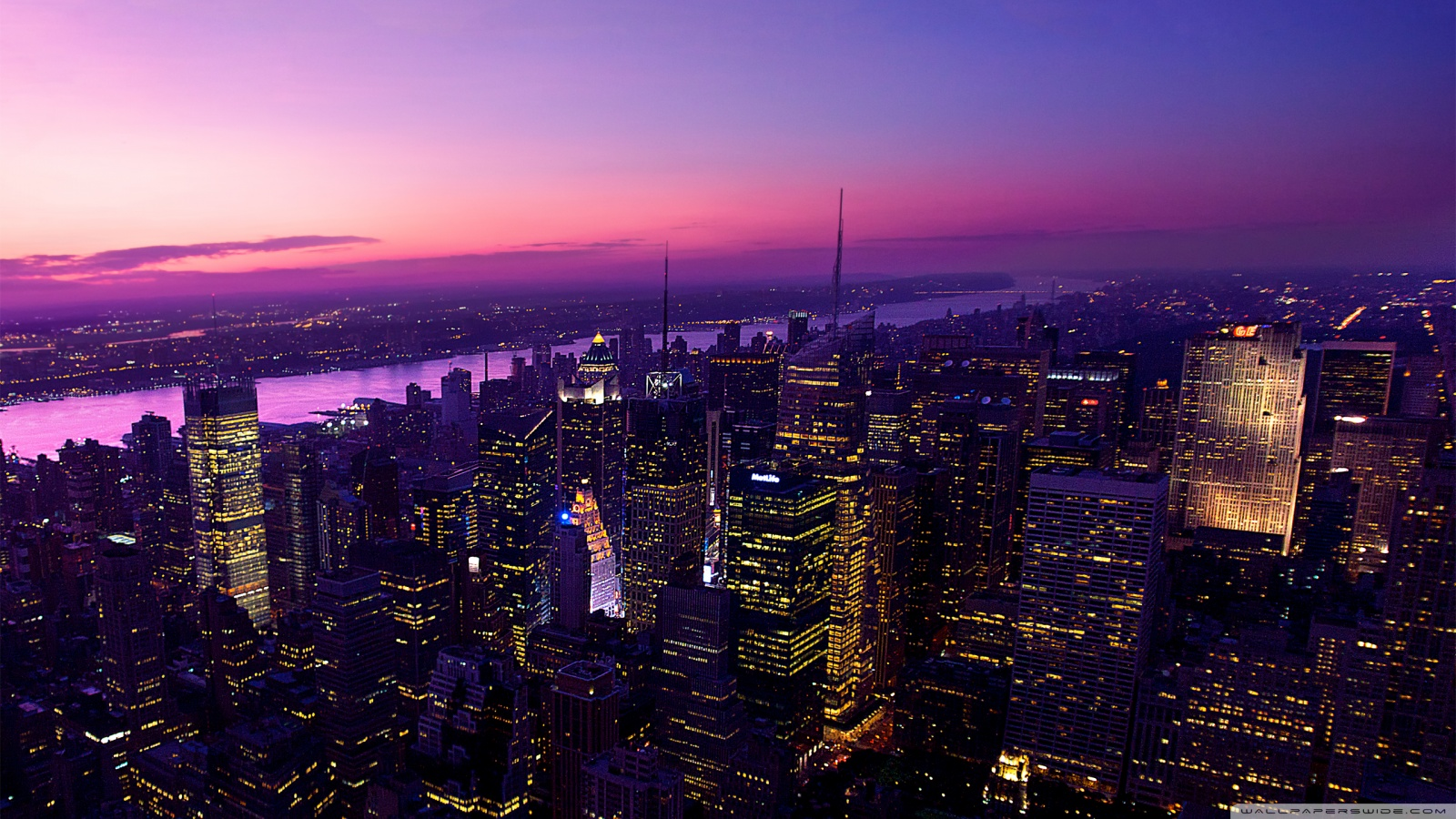 Download City Sunset Wallpaper Gallery