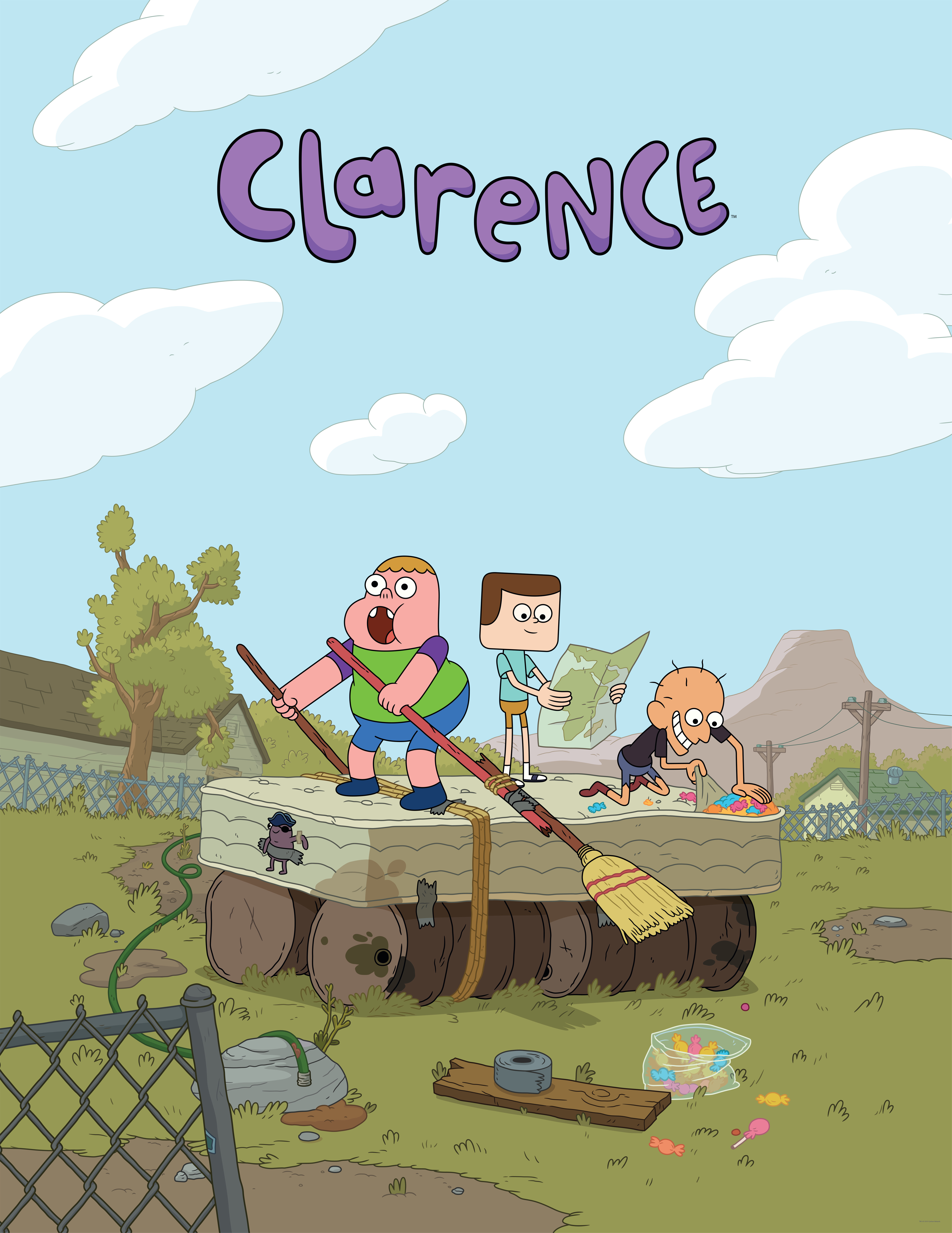 Clarence Wallpaper