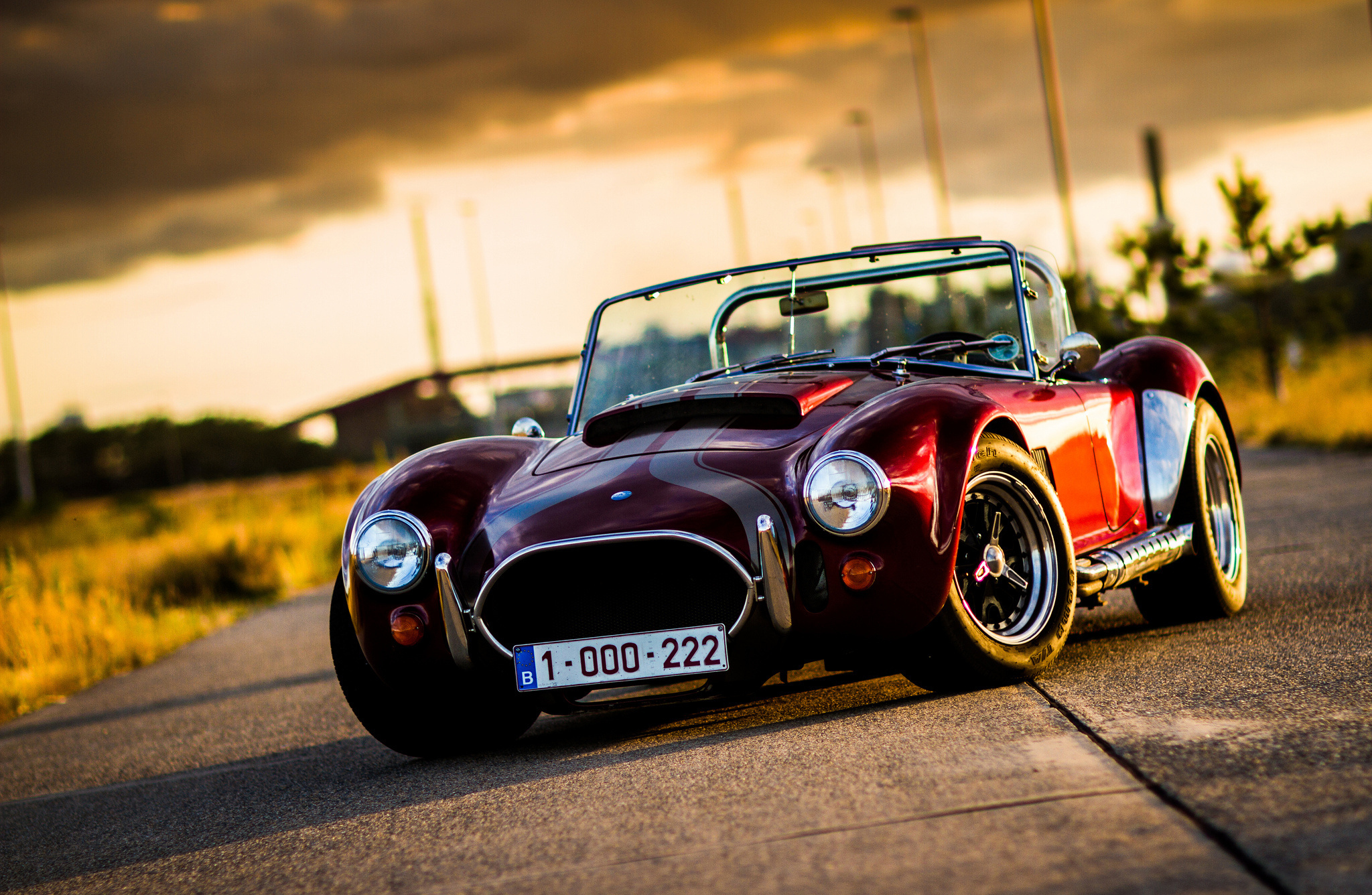 Classic Cars HD Wallpapers