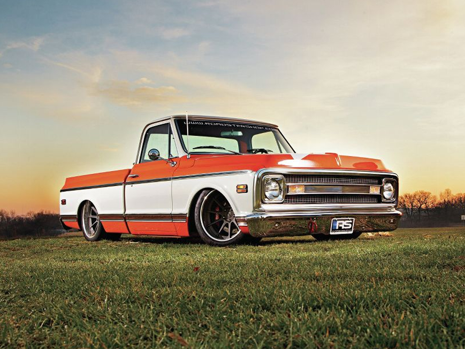 Download Classic Chevy Truck Wallpaper Gallery