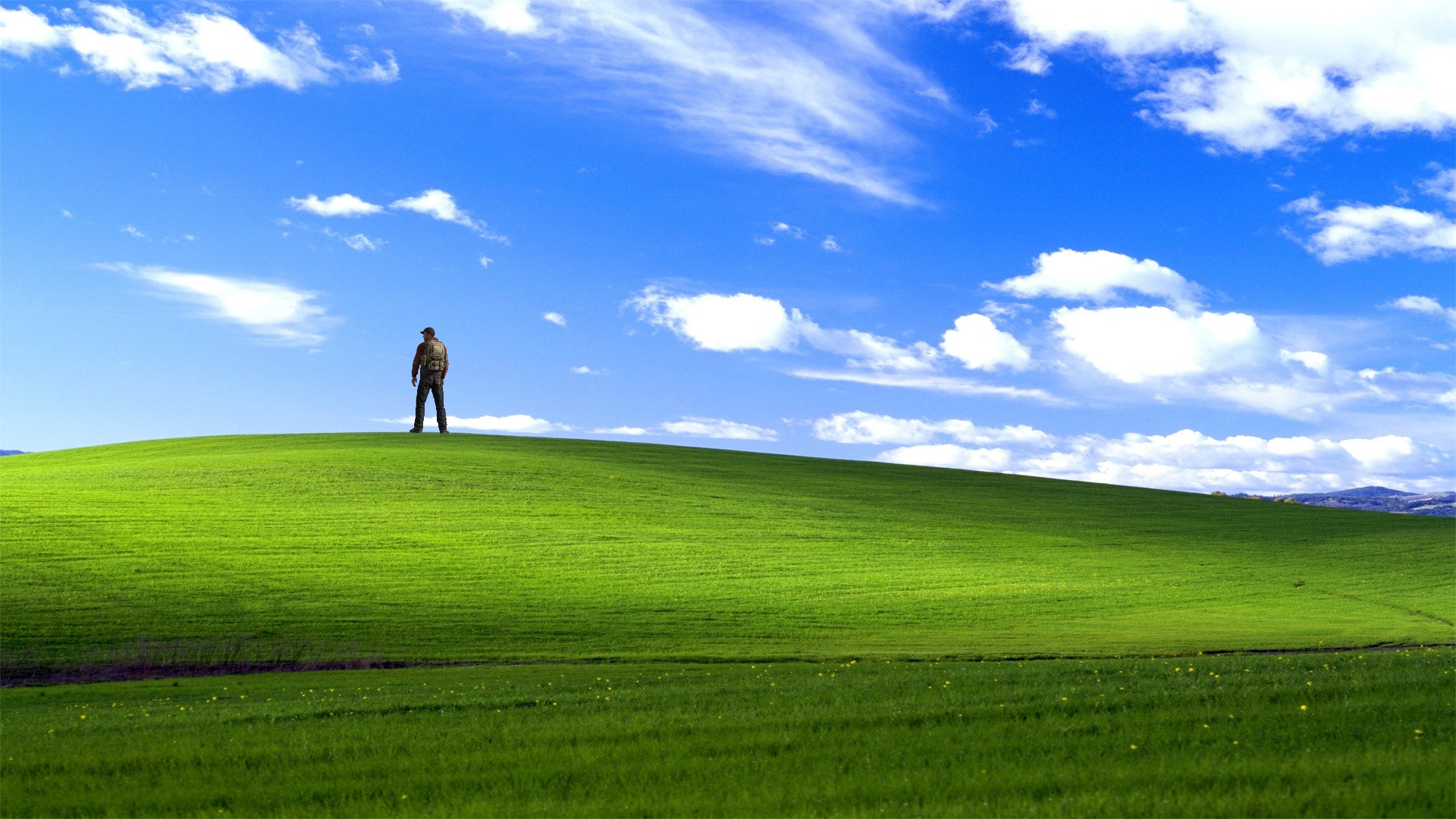 Classic Windows Xp Wallpaper