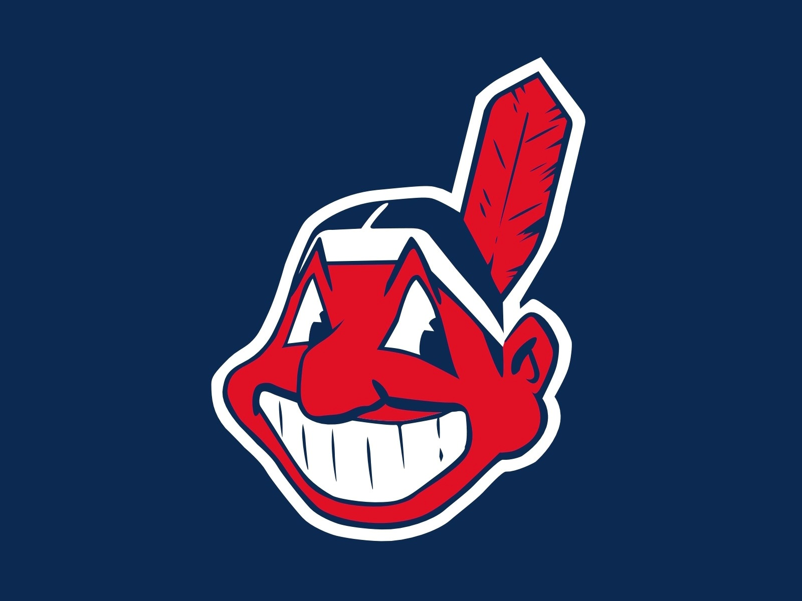 Cleveland Indians Logo Wallpaper