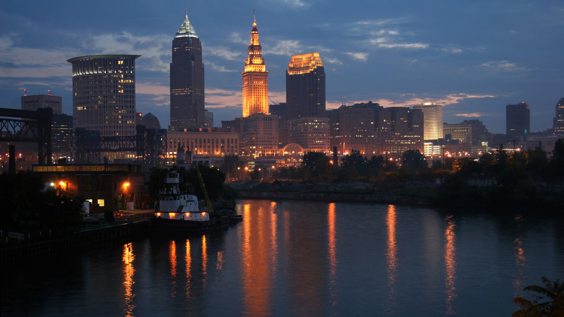 Cleveland Ohio Wallpaper
