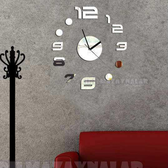 Clock Wallpaper For Walls