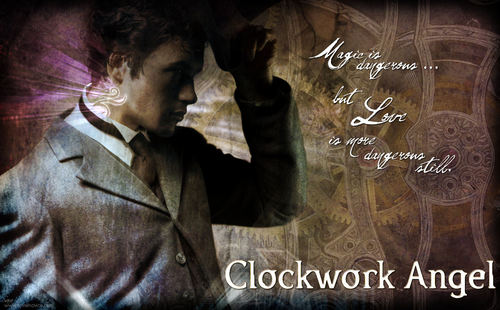 Clockwork Angel Wallpaper