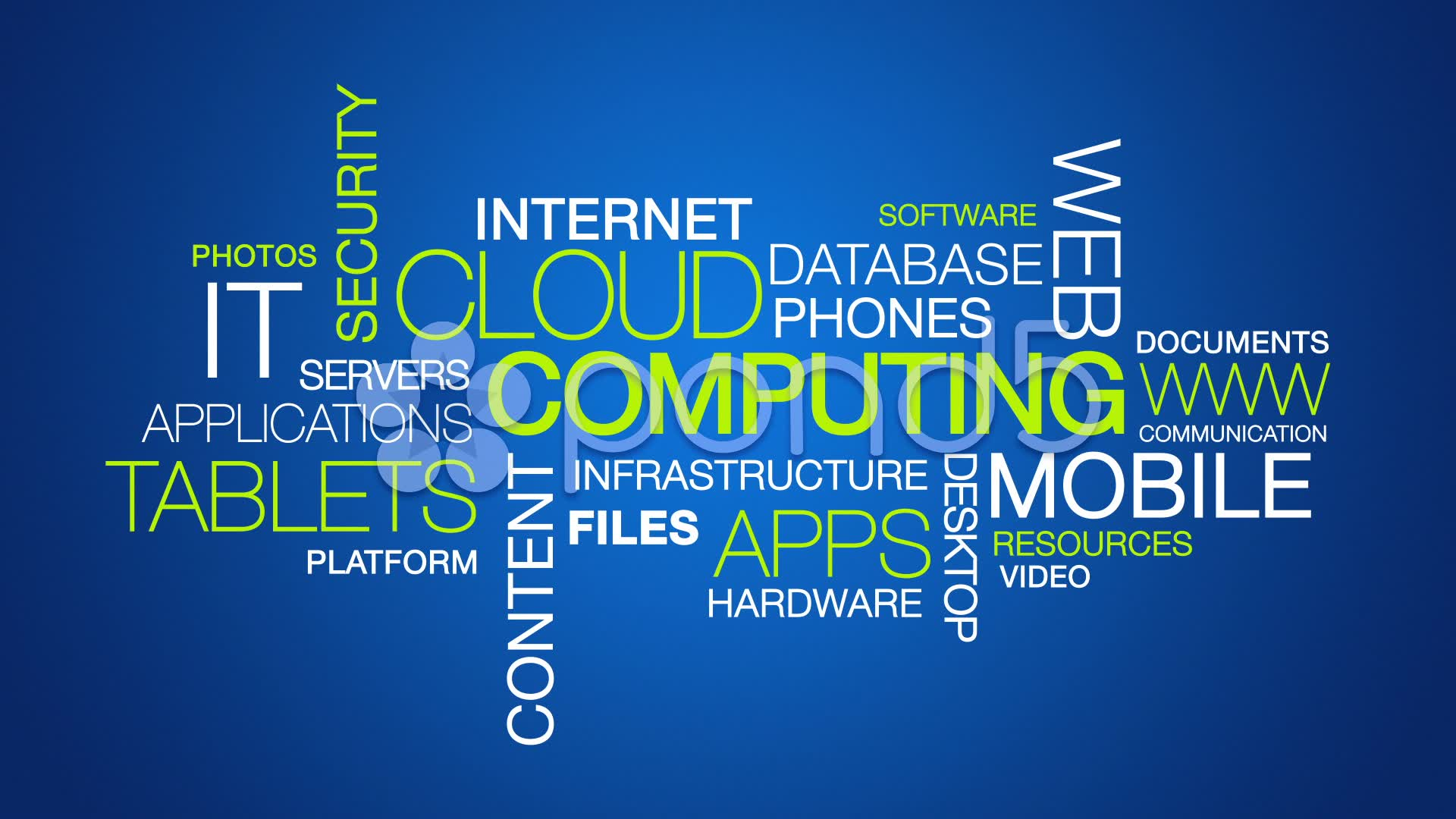 Cloud Computing Wallpaper