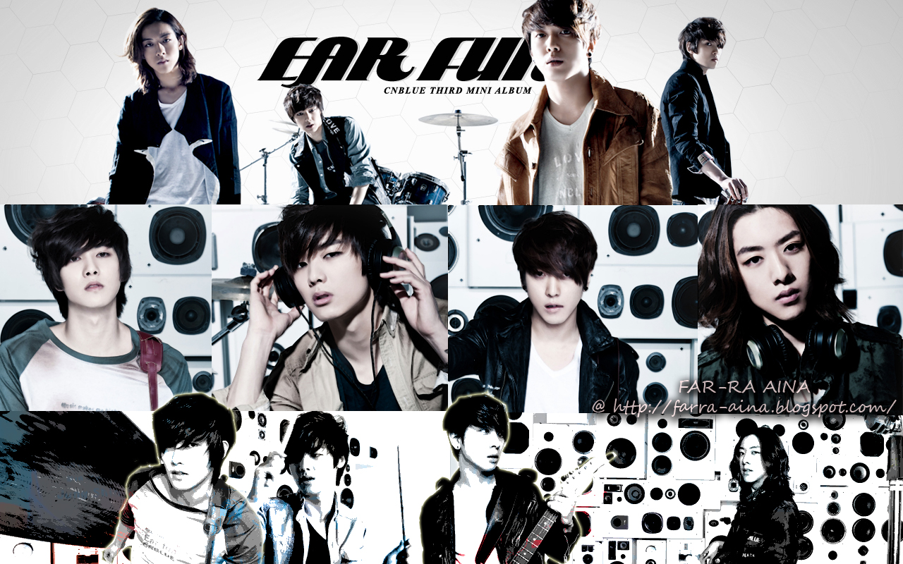 Cn Blue Wallpaper