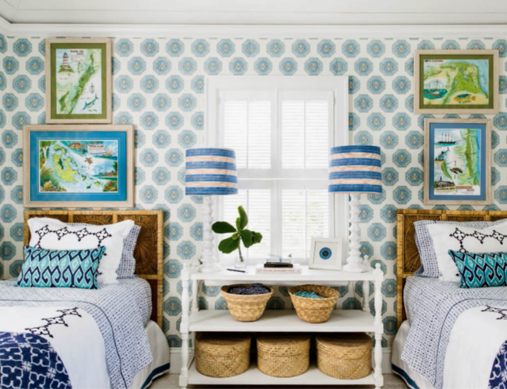 Coastal Living Wallpaper