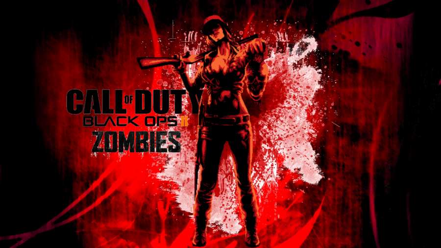 Cod Black Ops 2 Zombies Wallpaper
