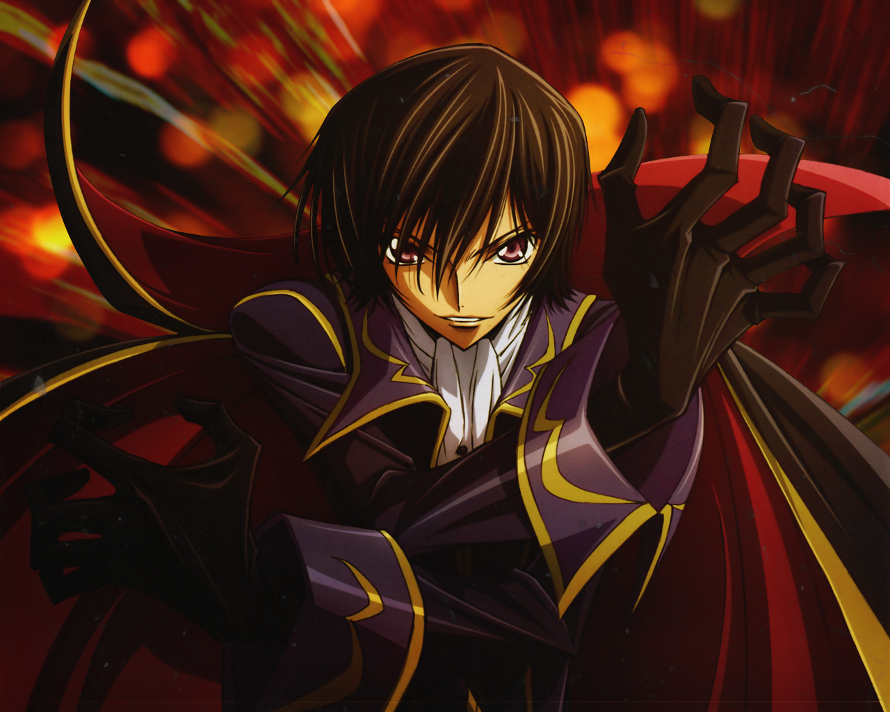 Code Geass Wallpaper Lelouch