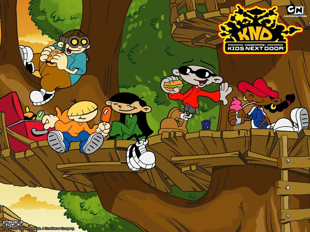 Codename Kids Next Door Wallpaper