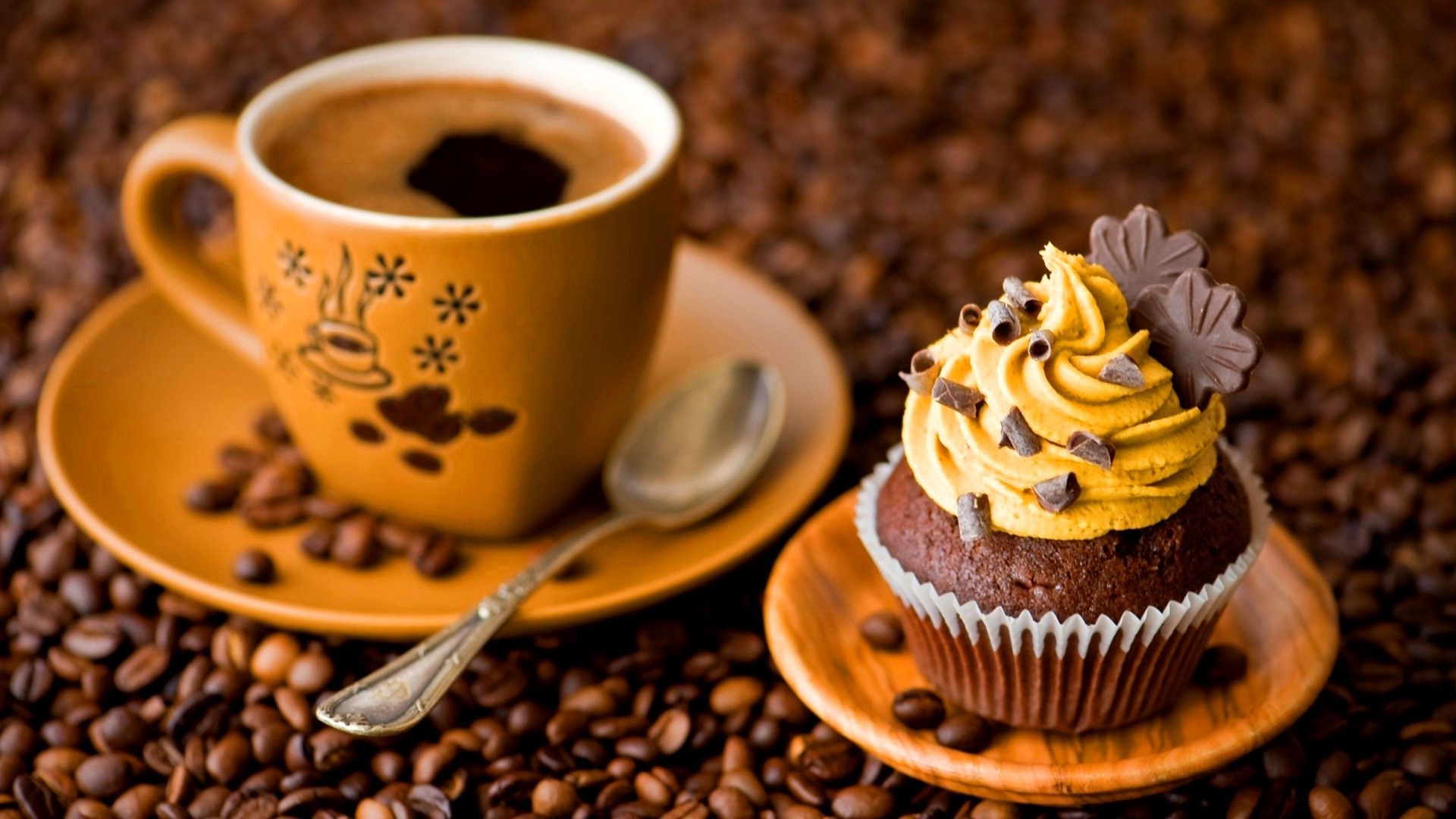 Download Coffee And Cream Wallpaper Gallery
