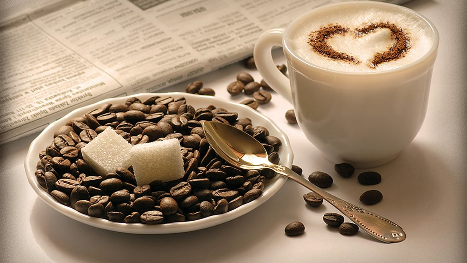 Coffee Cup Wallpaper Free Download