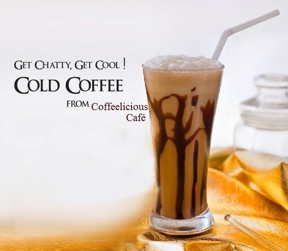 Cold Coffee Wallpaper