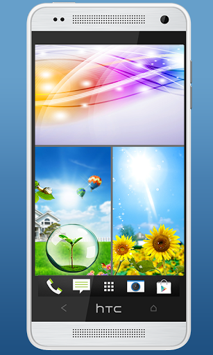 Collage Live Wallpaper
