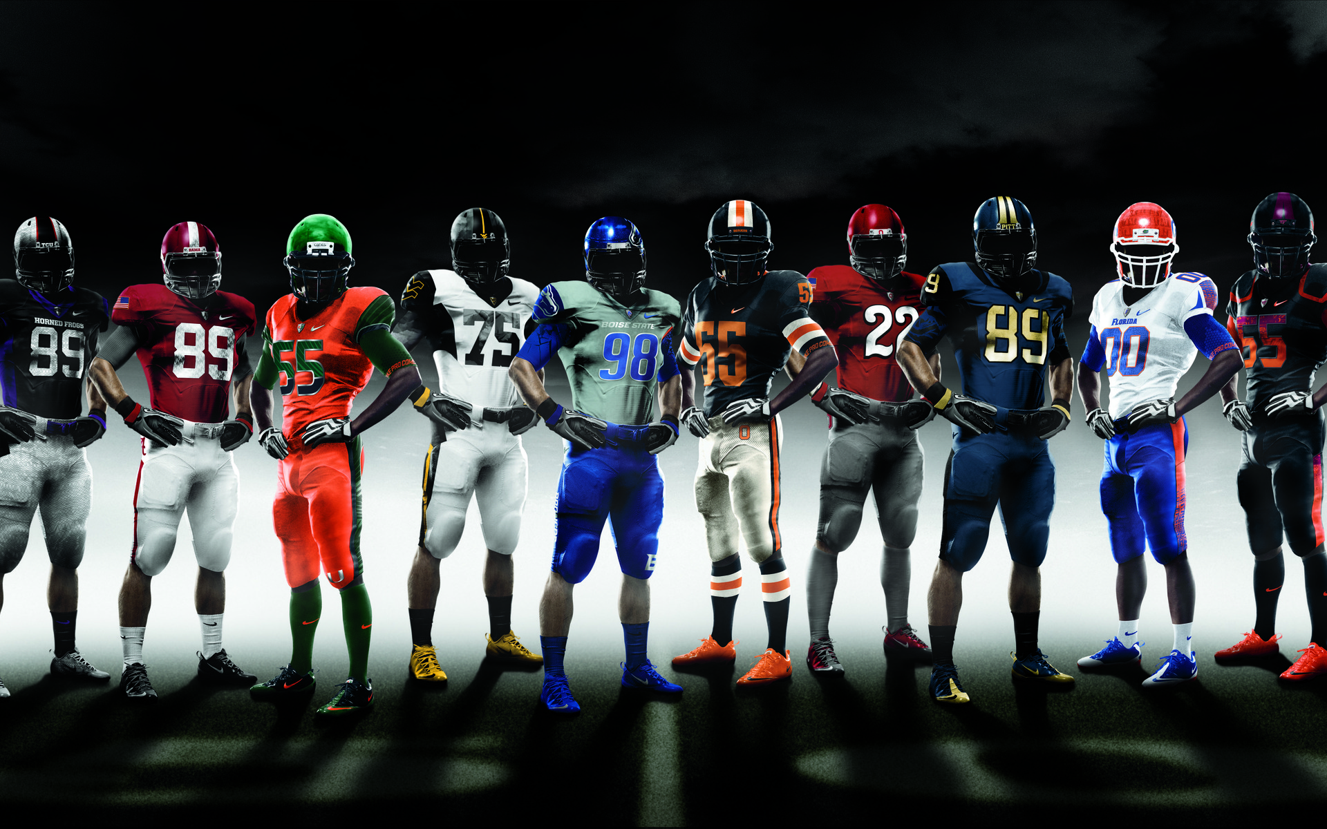 College Sports Wallpapers