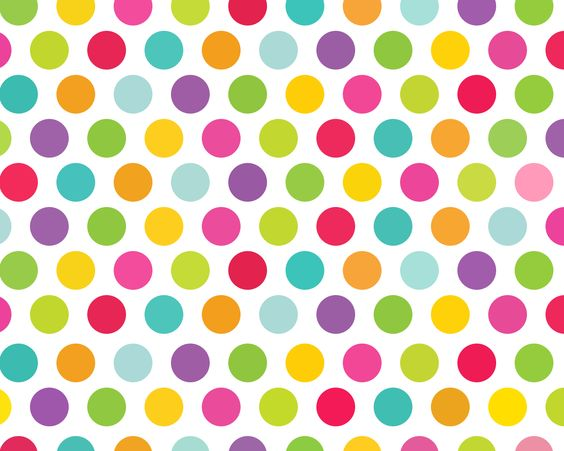 Color Dots Wallpaper