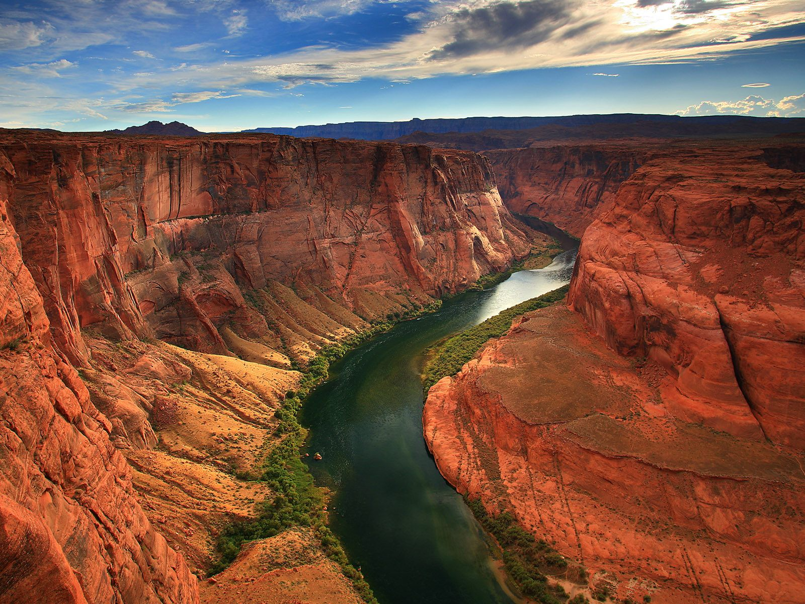 an introduction to the nature of the colorado river