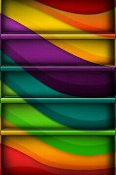 Colorful Cell Phone Wallpapers