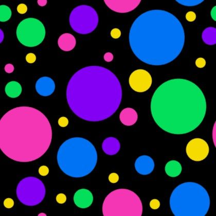 Colorful Dots Wallpaper