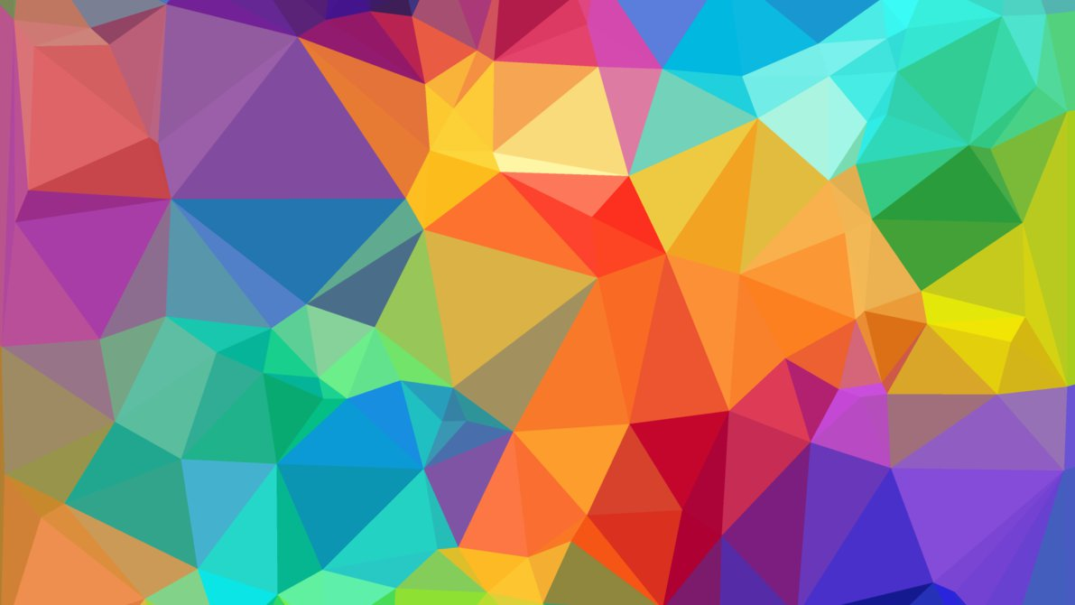 Download colorful geometric wallpaper gallery - Geometric wallpaper colorful ...