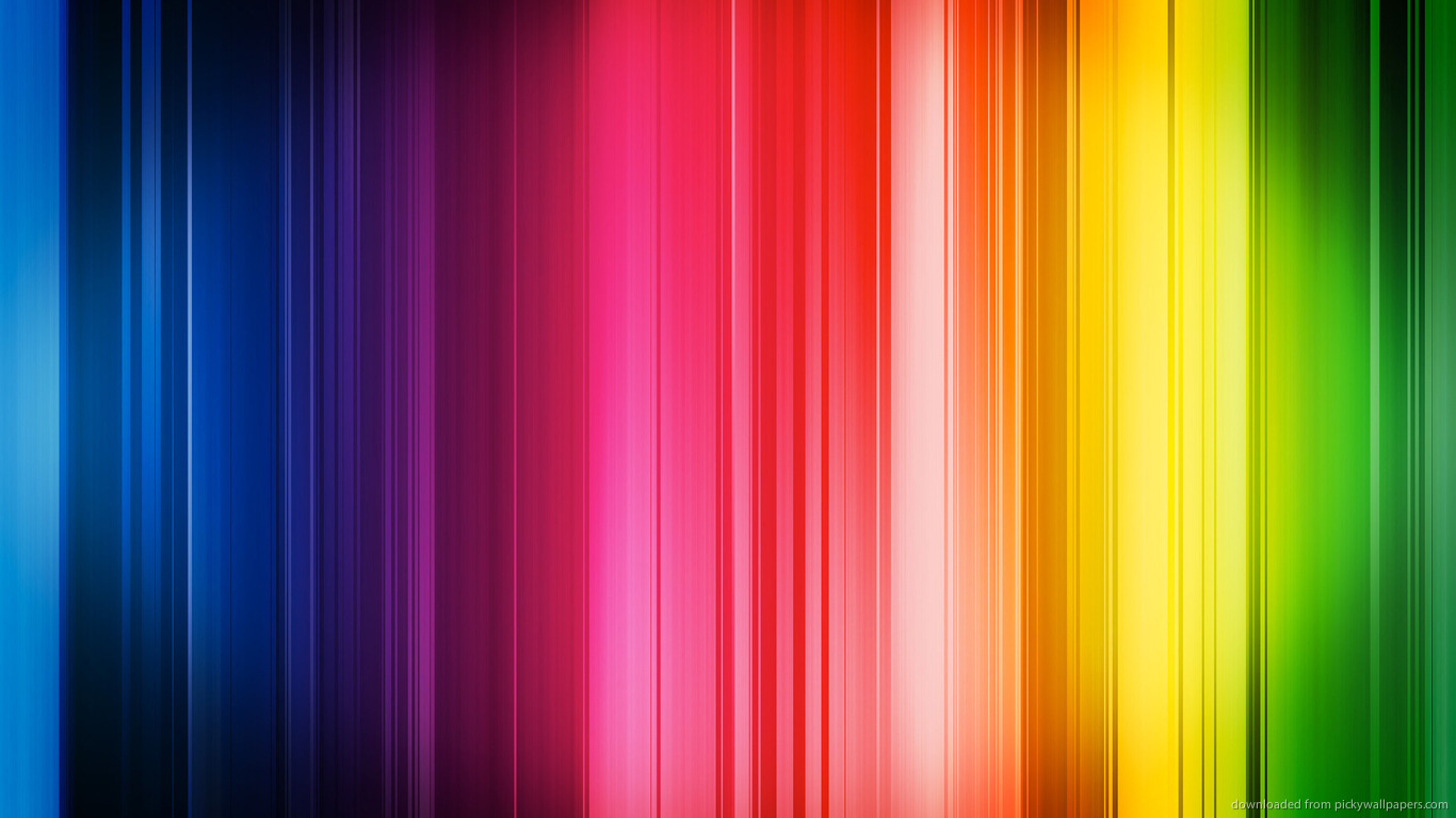 Colorful Wallpaper 1366x768