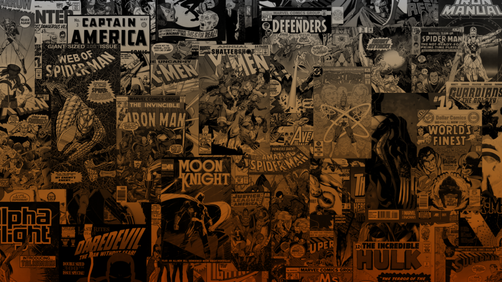 Comic Book Wallpaper