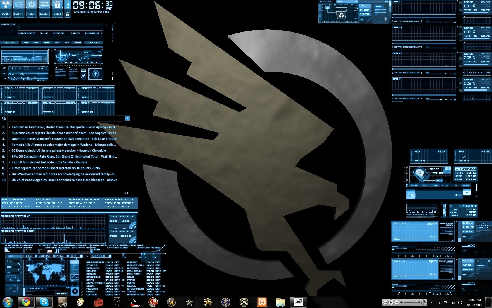 Download Command Center Wallpaper Gallery