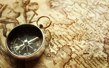 Compass Wallpaper