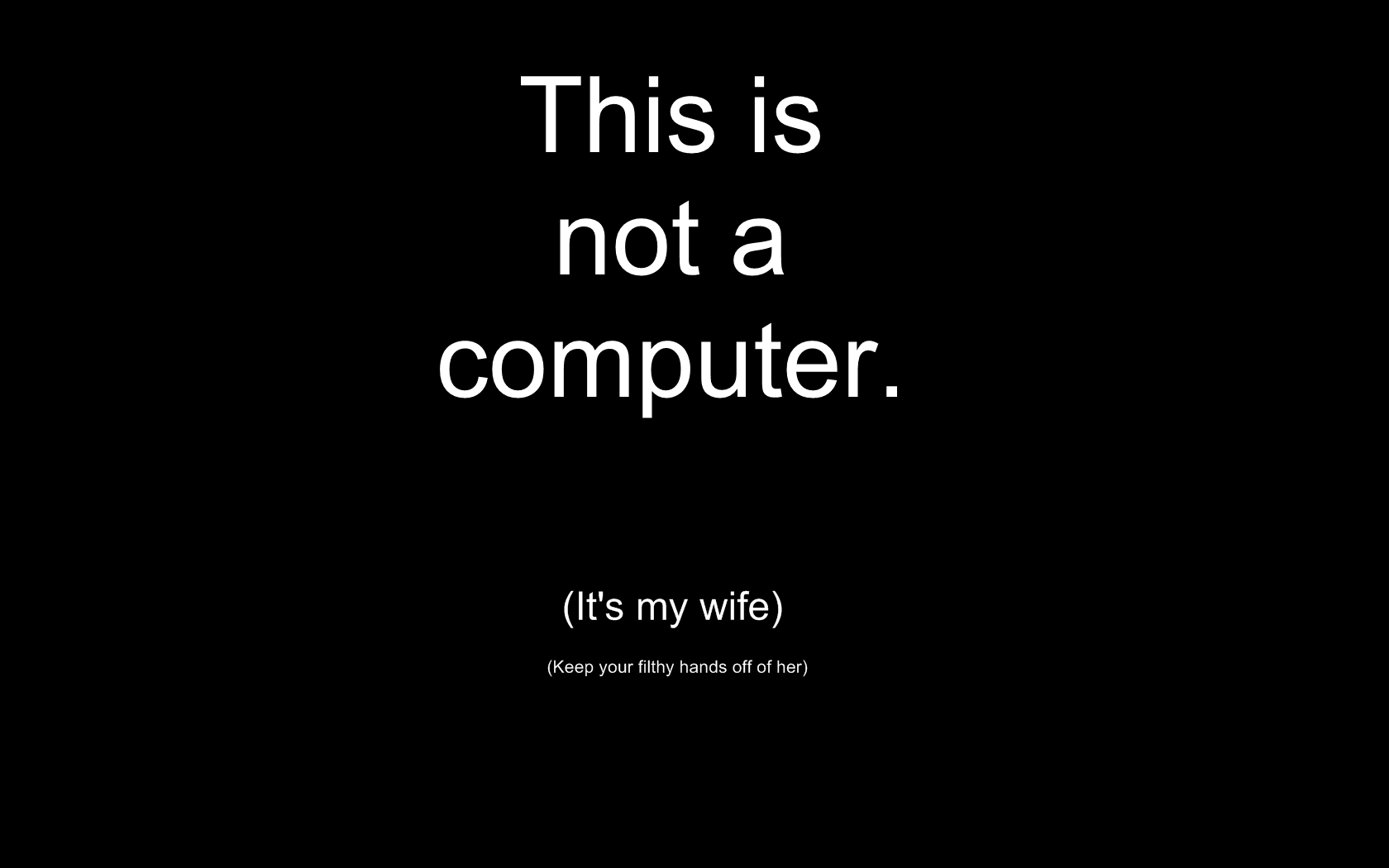 Computer Wallpaper Funny