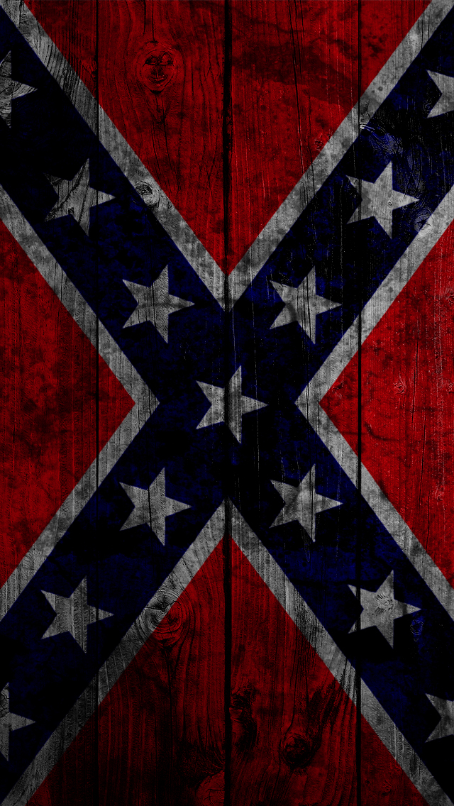Confederate Flag Phone Wallpaper
