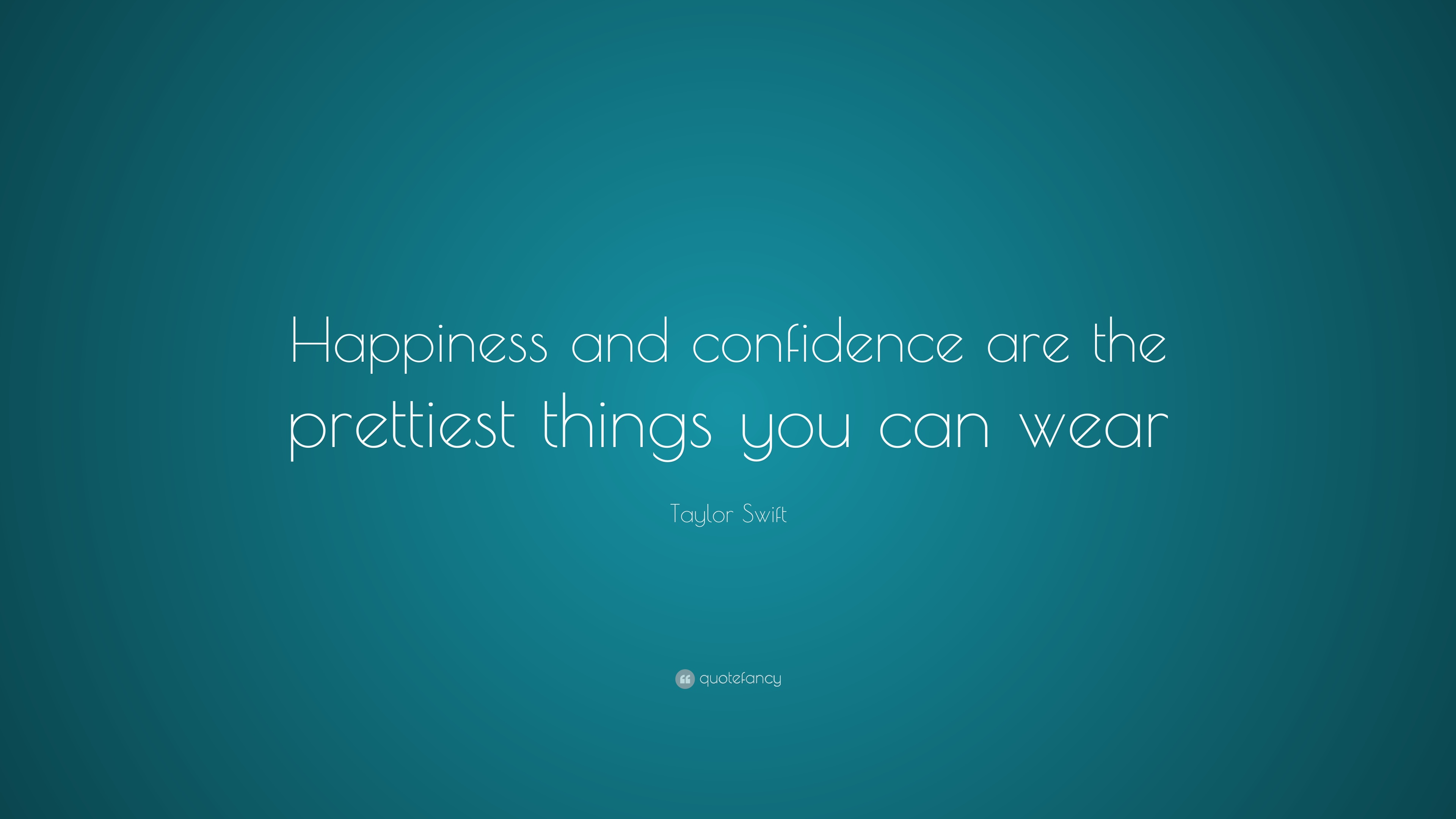 Confidence Quotes Wallpaper