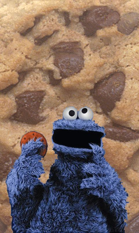 Cookie Monster Live Wallpaper
