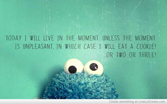 Wallpaper Cookie Monster Quotes