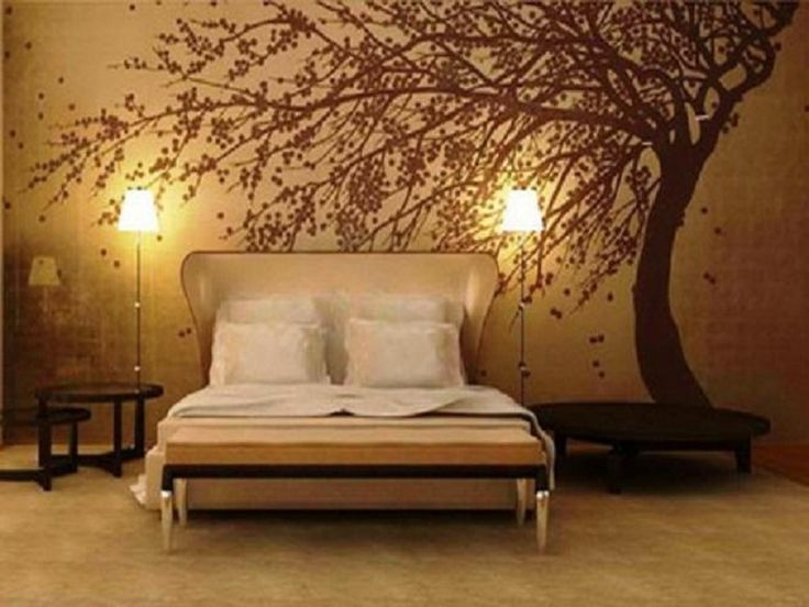 Cool Bedroom Wallpaper Designs