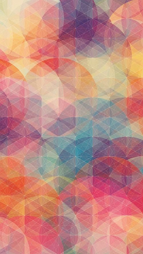 Cool Geometric Wallpaper