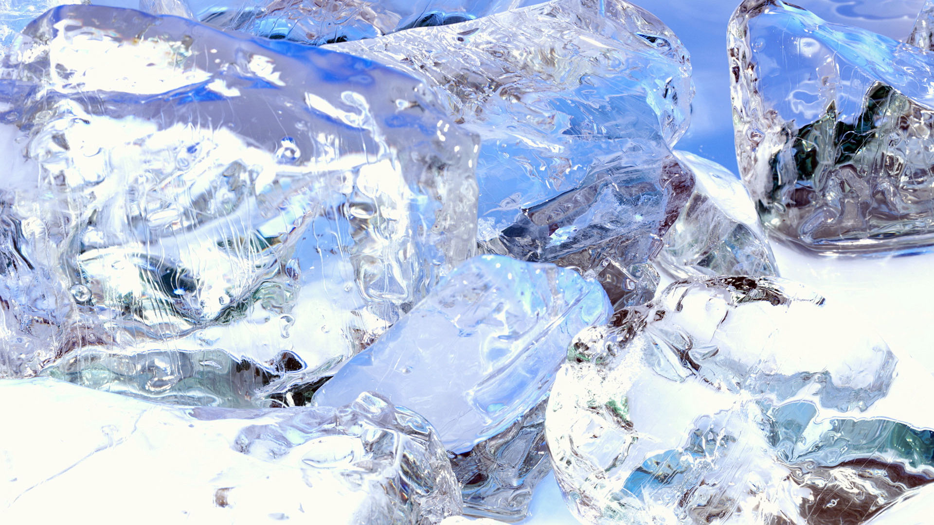 Cool Ice Wallpaper