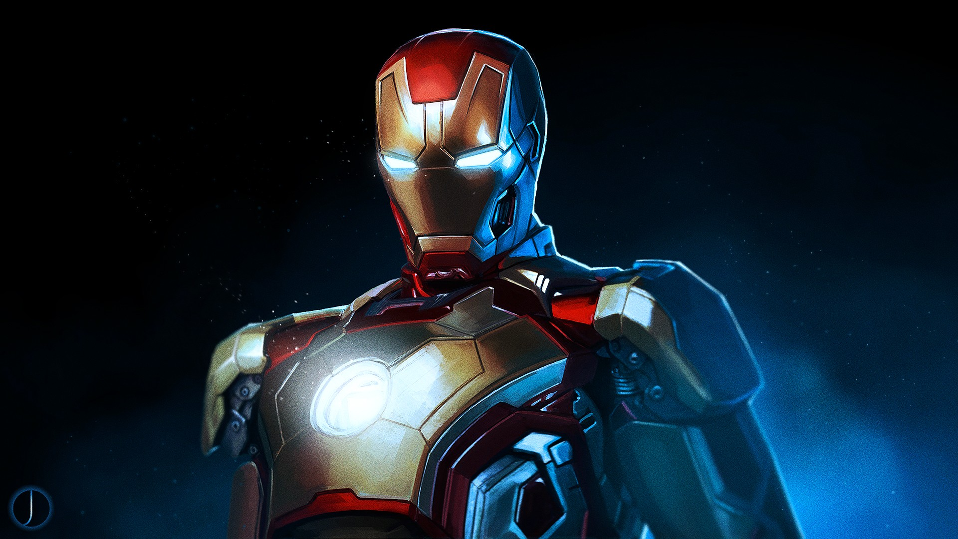Cool Iron Man Wallpaper