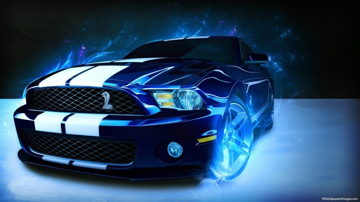 Cool Mustang Wallpaper