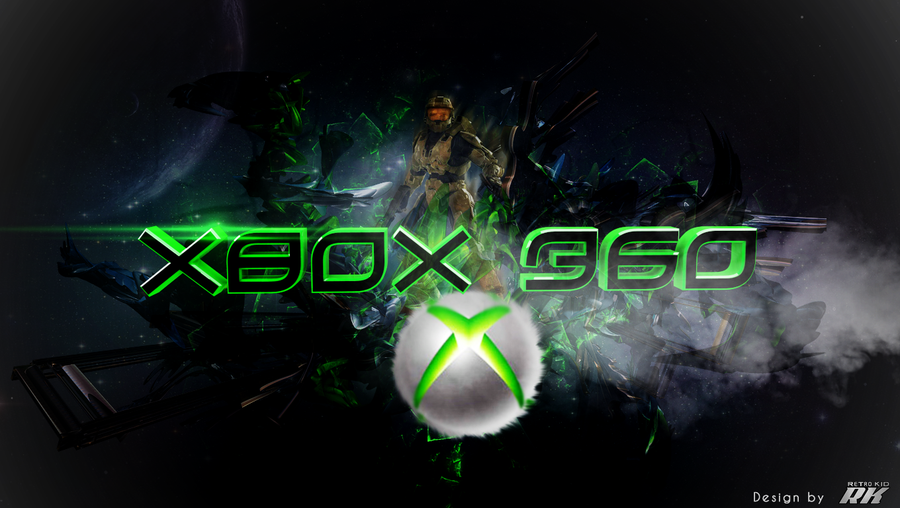 Cool Xbox 360 Wallpapers