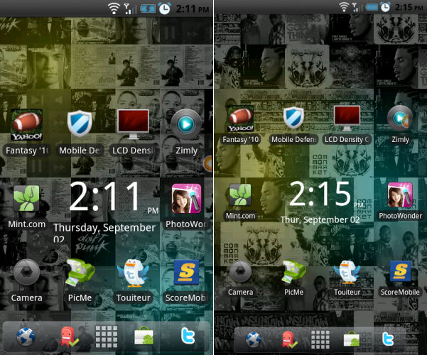 Coolest Live Wallpapers For Android