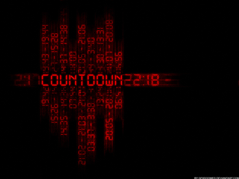 Download countdown wallpaper gallery - How to make a countdown your wallpaper ...