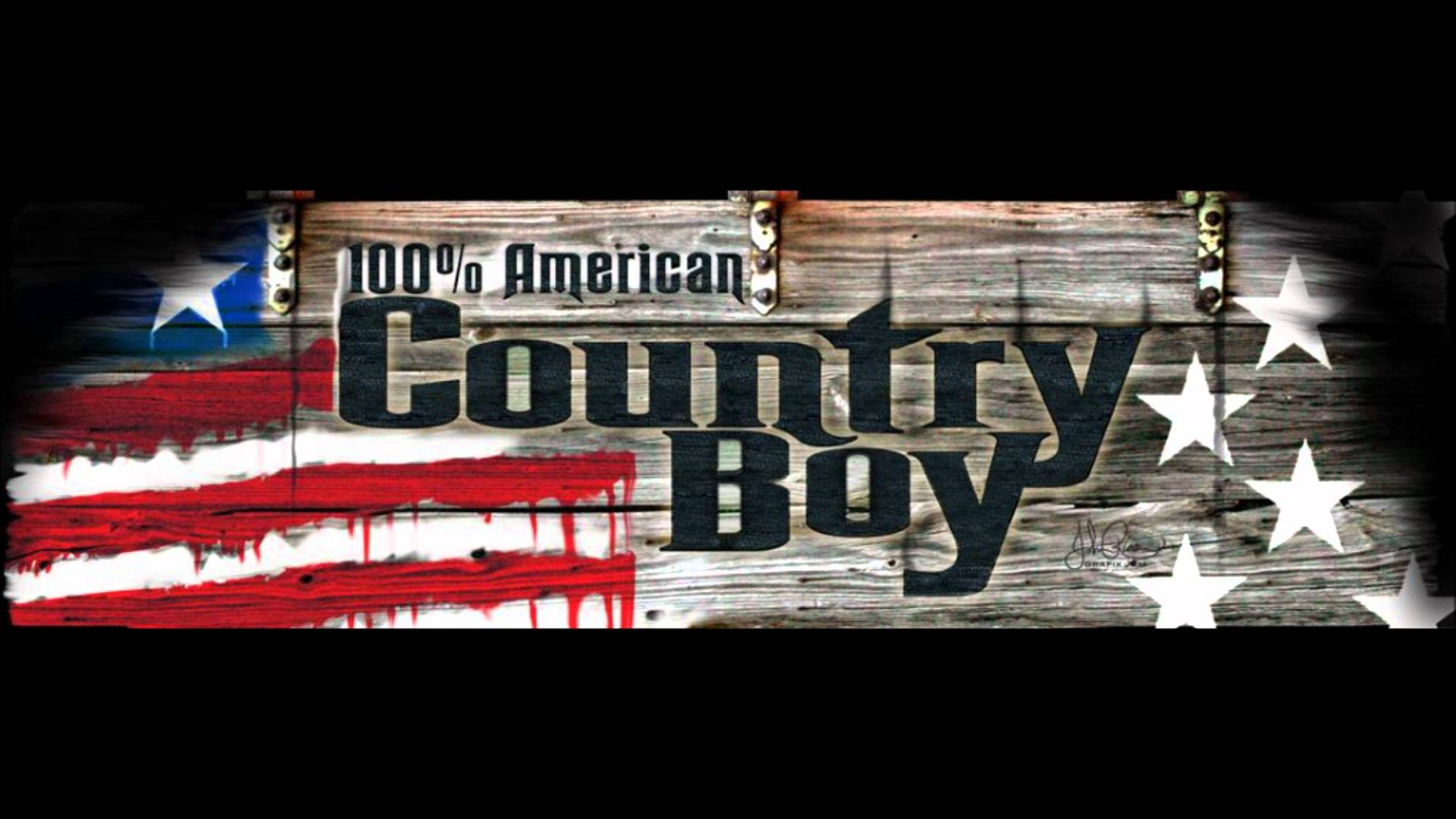 Country Boy Wallpaper