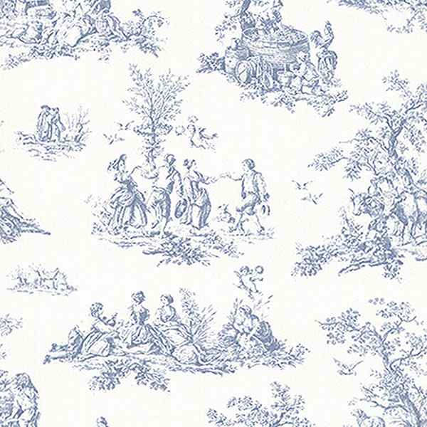 Country French Wallpaper