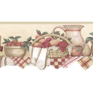 Country Style Wallpaper Borders